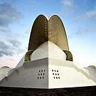 Tenerife Concert Hall, Canary Island, Spain by jmhdezhdez