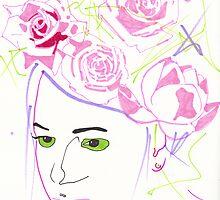 Hyper Portrait 10 by trujilloart