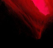 deep red gorge... by banrai