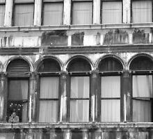 Venician window by melodyart