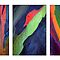 Eucalyptus Triptych by Haydee  Yordan