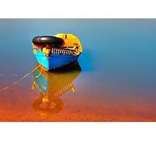 River Poems #4 Photographic Print