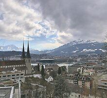 Lucerne by Frederic Chastagnol