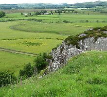 Dunadd Landscape by artwhiz47