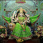 HAPPY NAVRATRI by manumint