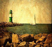 Beyond The Rocks by Jonicool