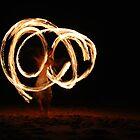 Fire Twirling by KatRB