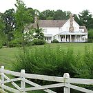 """Farmhouse at Blackberry"" Farm Hotel by JeffeeArt4u"