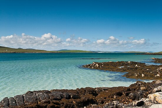 Berneray: Coastal View by Kasia-D