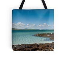Berneray: Coastal View Tote Bag