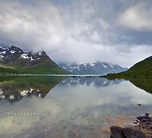 Mirrored Mountains by Andreas Stridsberg