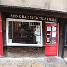 Monk Bar Chocolatiers by Jason Langer