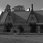 Lady Waterford Hall, Ford, Northumberland by Ryan Davison Crisp