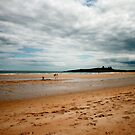Dunstanburgh Castle North by Stormswept
