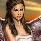 Fantasy painting II by Sundar Singh