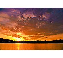 Amazing sky Photographic Print