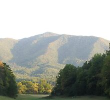 Smoky Mountains of Tennessee, Cades Cove   (Redbubble JeffeeArt4u)  by JeffeeArt4u
