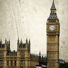 Houses of Parliament &amp; Big Ben  by Jonicool