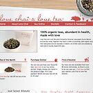 Love Chai Tea Job by Sarah Mackie