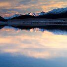 Mavora lakes 2 by Paul Mercer