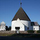 Ny Church, Nyker, Bornhol, Denmark by Tove