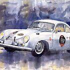 Porsche 356 Speedster by Yuriy Shevchuk