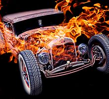 thank HEAVENS there are cars in HELL by Robert Beck