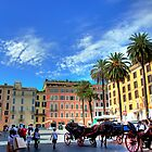 Spanish steps square by bryaniceman