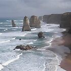 Twelve Apostles..Great Ocean Road..2 by glennmp