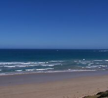 Queenscliffe Beach..Victoria by glennmp