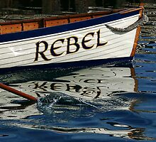 The Rebel ~ Lyme Regis by Susie Peek