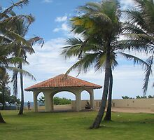 Gazebo in San Juan by Matt Ravick