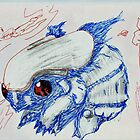 a Lil baby behemoth by aizen-mugen