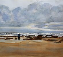 Winter Morning Solitude II by JennyArmitage