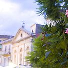 Corfu Town Hall by RebeccaWeston