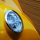 Yellow Grill by Ron Hannah
