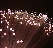 Fibre Optic lamp by ricroja