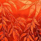 Bushfire Coming by Lesley George
