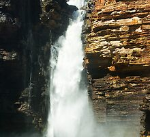 King George Falls by Tim Wootton