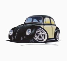 VW Beetle (Custom C) by Richard Yeomans
