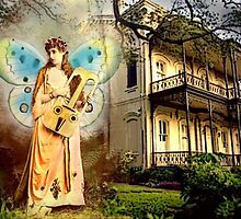 FAIRY IN NEW ORLEANS by Frances Perea