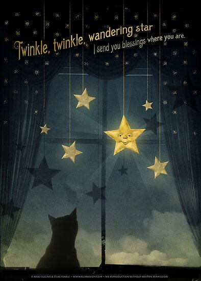 Twinkle, Twinkle Wandering Star... by AngiandSilas