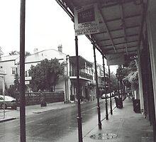 New Orleans Street Scene by ilanaruth