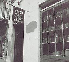 New Orleans Junk Shop by ilanaruth