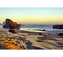 Highway 101 Photographic Print