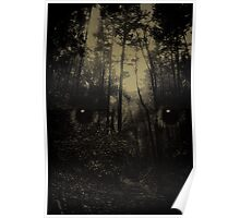 Forrest of Bad Dreams (Tint) Poster