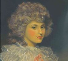 Gainsborough detail by Esther Boshoff