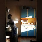 Through the Door by Lauren Barkume