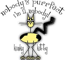 KINKY KITTY - Nobody's Purrfect by Kartoon