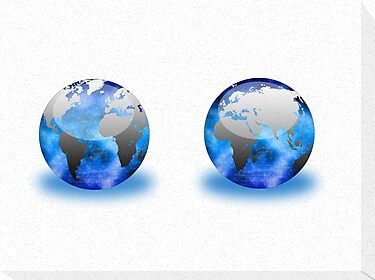 Clear Globes by digerati